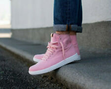 NIKE AIR JORDAN 1 RETRO HIGH DECON Trainers 'Easter' Pink - UK Size 7 (EUR 41)