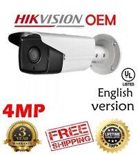 Hikvision (OEM) DS-2CD2T42WD-I5 (NC324-XB) 4MP exir Bullet externa Rede Cam 4MM