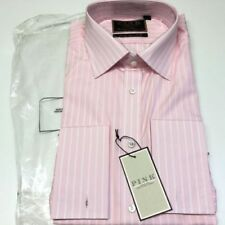 Thomas Pink Double Cuff Machine Washable Formal Shirts for Men
