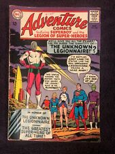 Adventure Comics #334 (1965, DC) Solid Glossy Copy.  Legion of Superheroes
