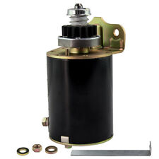 Starter Motor for Briggs & Stratton John Deere 16 tooth Ride on Mower 499521