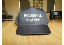 Printed Baseball Cap Personal Trainer PT Sport Hat Workout Fashion Caps New Gift