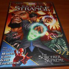 Doctor Strange (DVD, Widescreen 2-Disc 2007) Used Animated Marvel