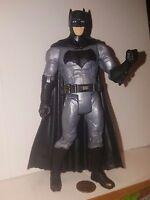 "Batman vs Superman DOJ Ben Batfleck 6"" DCUC Infinite Action Figure Mattel 2015"