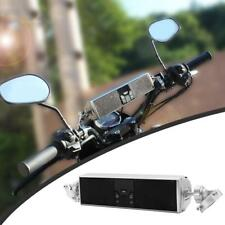 Motorcycle Speaker Audio Sound System Stereo Radio Speakers Bluetooth MP3/USB FM