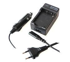 Ladegerät für Panasonic Lumix DMC-TZ18 DMC-TZ22 DMC-TZ25 DMC-TZ30