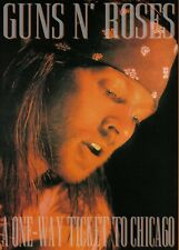 GUNS N ROSES 04.09.92 - CHICAGO,IL. DVD    I ACCEPT PAYPAL!!!