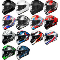 Shoei X-Fourteen DOT/Snell Full Face Motorcycle Street Helmet - Pick Size/Color