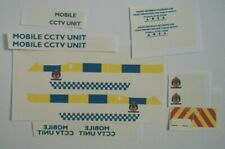 No 103 Ford Transit POLICE CAR, 1:43, CODE 3, clear Waterslide decals