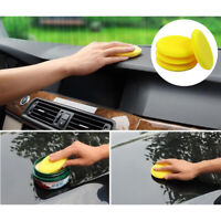 12Pcs/Set Car Vehicle Polishing Waxing Sponge Wax Purifying Foam Clean Pad Tool