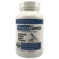 ProstaGenix Multiphase Prostate Support 90 Capsules/1 Month Supply Exp-03/2023
