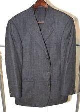 Bert Pulitzer Mens Sport Coat 44R Black Jacket