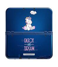 Coque NEW 3DS XL Licorne enjoy dream unicorn cute kawaii