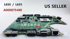 A000075480 Motherboard for Toshiba Satellite L650 L655 Laptops, DA0BL6MB6F0,US A