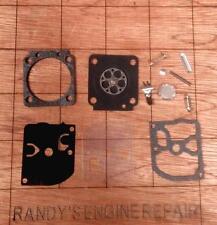 REBUILD repair kit CARBURETOR carb zama rb-130 rb130 C1M-EL28 C1M-EL28A