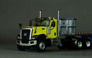 Caterpillar CT680 6x4 Truck Tractor yellow - 1/50 - WSI Diecast Masters Tonkin