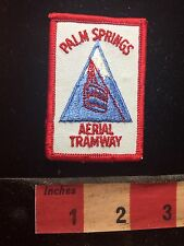 PALM SPRINGS AERIAL TRAMWAY California Patch Tourist Attraction S75C