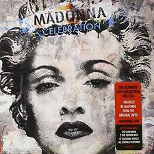Madonna - Celebration CD Album 2009