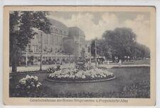 AK Bonn, Gesellschaftshaus d. Bonner Bürgervereins, um 1910