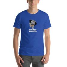 Chicago Bruisers Arena League AFL Retro Throwback Short-Sleeve Unisex T-Shirt