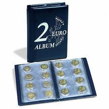 LEUCHTTURM. ALBUM TASCABILE PER  48 MONETE DA 2 EURO COMMEMORATIVI