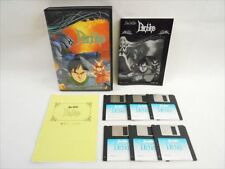 MSX Aura Battler DUNBINE Msx2+ 3.5 2DD Import Japan Game 1468 msx