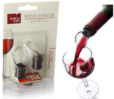 Vacu Vin Weinausgießer Weinflaschenausgießer  Saver 2-er  Set