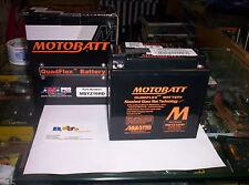 BATTERIA MOTOBATT AGM ERMETICA YTX14BS BMW R 1200 GS S R R1200 ADVENTURE  BQ041