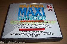 Super Maxi Dancer Long Versions Only Giorgio Moroder Divine Flirts Lime Shannon