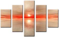 5 Panel Total Size 115x80cm Large Digital Print Canvas Wall Art ESSEN