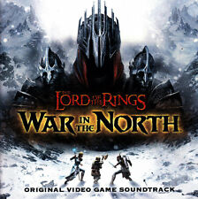 Lord of the Rings-2011-War in the-Game Soundtrack-CD