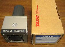 """Taiyo UMRV-20 3/4"""" Air Compressor Air Line Regulator"""