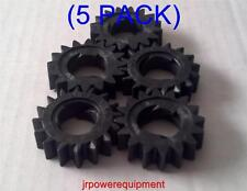 (5 PACK) Briggs & Stratton Starter Drive Gear 280104/695708/696540 - (PLASTIC)