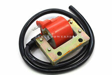 New Emgo Universal Ignition Coil 12 or 6V Points or CDI Single Lead Pick Up #L76