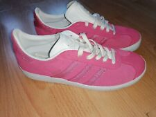 Pink Adidas Gazelle Trainers Size 5 1/2