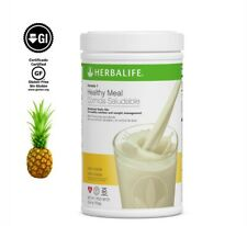Herbalife Formula 1 Piña Colada Healthy Meal Nutritional Shake Mix.