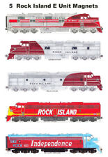 Rock Island E Units 5 magnet set by Andy Fletcher