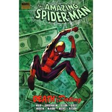 BD comics Marvel Spider-Man: Death and dating