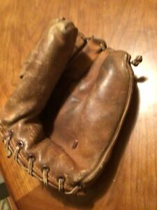 Vintage Nokona Field Rite Baseball Glove Made In Texas