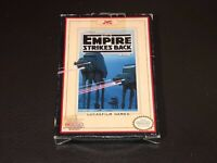 Star Wars The Empire Strikes Back Nintendo Nes Box Only Authentic No Game