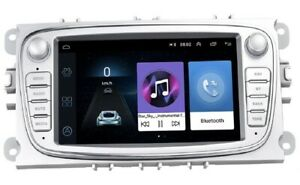 Android Car Video Radio Autoradio 7'' GPS Navigation WIFI MP5 Focus Mondeo