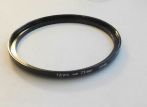 Step Up Ring ~ 72mm To 77mm, Japan, FREE SHIPPING.