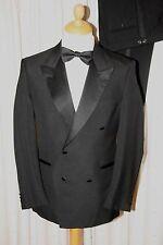 40 REG W36 L32 Moss Bros Covent Garden Cena Suit Smoking da sera