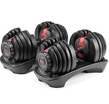 BRAND NEW Bowflex SelectTech 552 Adjustable Dumbbells (Pair) Set IN BOX
