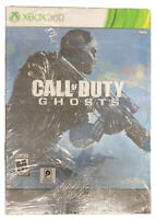 Activision Call of Duty: Ghosts - Hardened Edition - Xbox 360 - Brand New Sealed