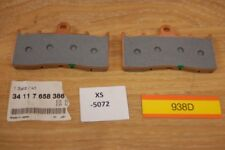 Bmw k 1200 R 34117658386 brake pads Kit, Green genuine volver a nos xs5072