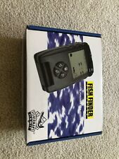 Fisherman's Habit Portable Fish Finder 94511 NEW in open box. Never used.