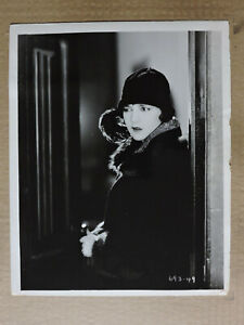 Bebe Daniels original silent key set portrait photo 1925 Miss Bluebeard
