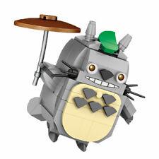 204PCS Figure Totoro Cartoon Building Blocks Bricks Model Toy Cute