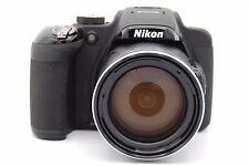 Nikon Coolpix P610 16MP 3''SCREEN 60x ZOOM DIGITAL CAMERA - BLACK